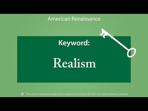 Keyword: Realism