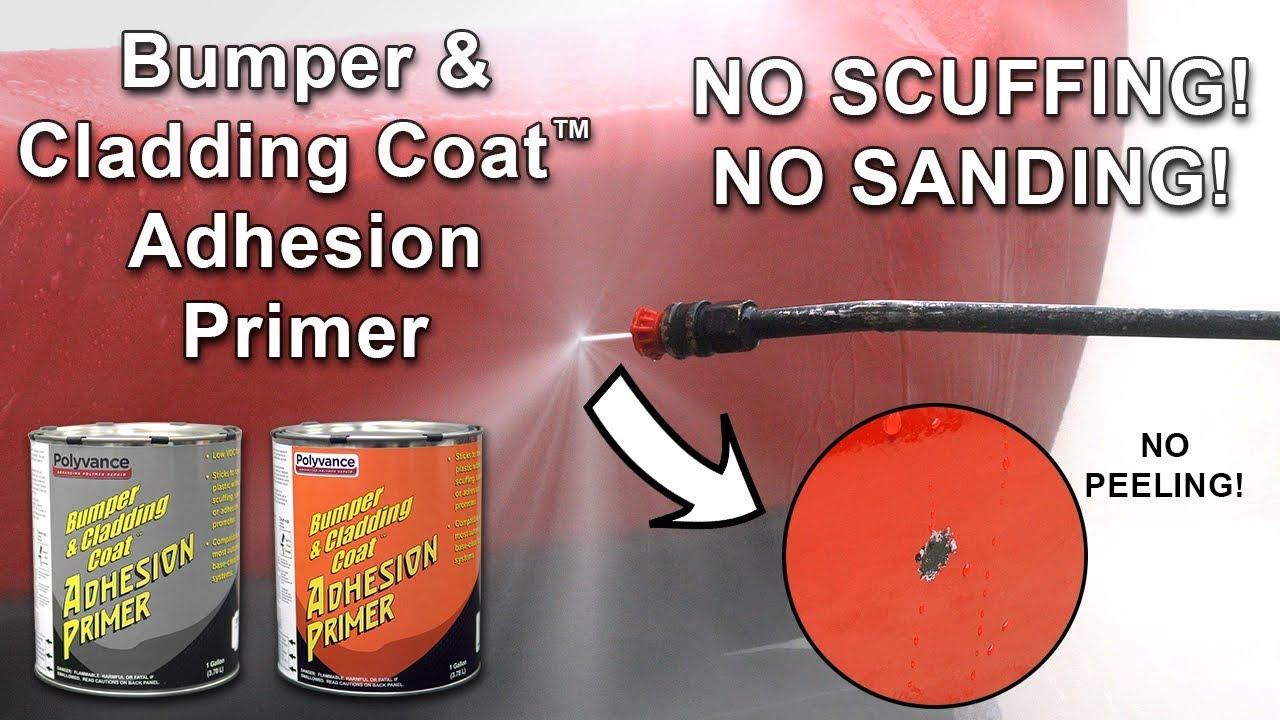 URE 3601-A Bumper /& Cladding Coat Adhesion Primer Light Gray Aerosol
