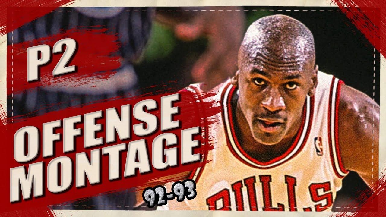 47c14a7aca8526 Michael Jordan BIRTHDAY SPECIAL Offense Highlights Montage 1992 1993 (Part  2) 1080p HD - WILD