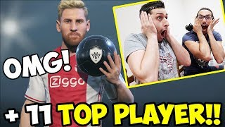 MESSI, MESSI, MESSIIIIII!!! + 11 TOP PLAYER! [PES 2017 ITA]