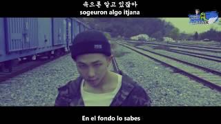 BTS - Pied Piper (Sub español - Hangul - Roma)
