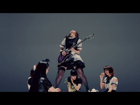 BAND-MAID / DOMINATION (Official Music Video)