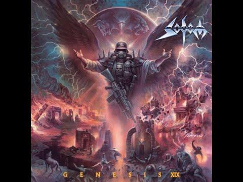SODOM unveil new album Genesis XIX - cover art/track List + pre order updates!