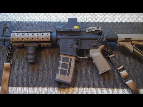 Bushmaster M4 Patrolman's Carbine Review
