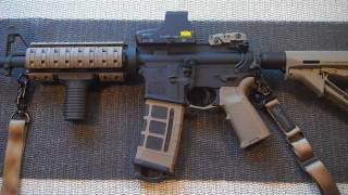 Bushmaster M4 Patrolman's Carbine Review