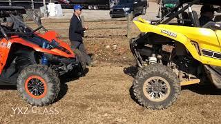 2018 Yamaha extreme terrain challenge wolverine x2 x4 yxz Loretta Lynn ranch