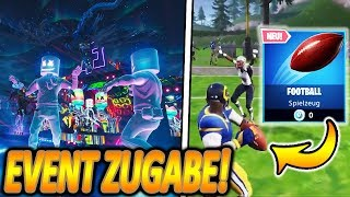 MARSHMELLO LIVE EVENT ZUGABE ! [✖ - ✖]🔥 | FREE NFL FOOTBALL TOY🏈 | Fortnite Battle Royale