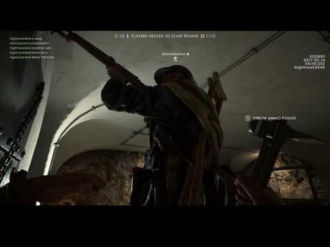 New zombie? audio clip in BF1