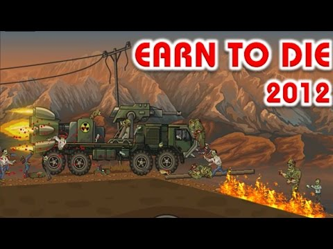 Earn to die 2012 - Beginner walkthrough Part 3 |Y8.com - Newbie Gaming