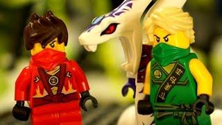 Кока Все Серии - Lego Ninjago - Лего Ниндзяго + Мультики - Обзор на русском языке