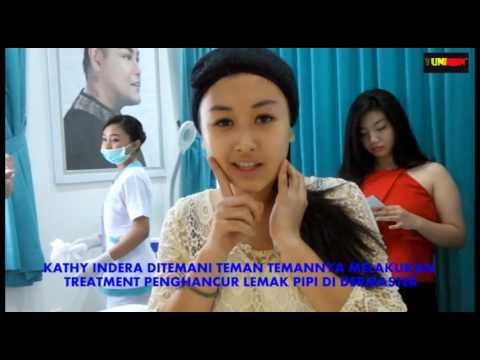 EXCLUSIVE INTERVIEW KATHY INDERA 'MELLY ANAK JALANAN' TREATMENT PENGECILAN PIPI DI DERMASTER