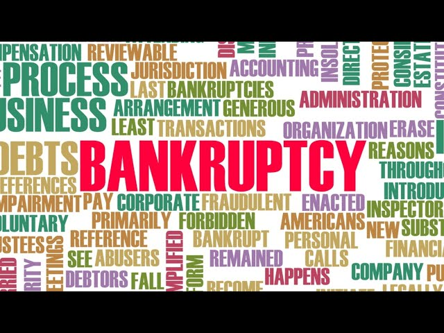 Chapter 7 Bankruptcy | Financial Survival in the COVID-19 Era (Part 4 of 4)
