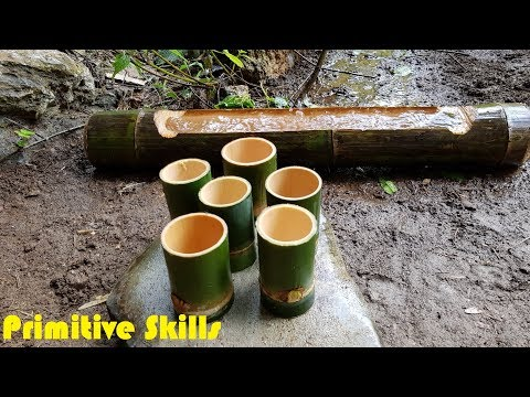 Thumbnail: Primitive Technology: Cup of Water