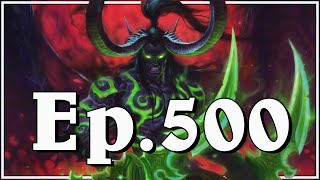 Funny And Lucky Moments - Hearthstone - Ep. 500