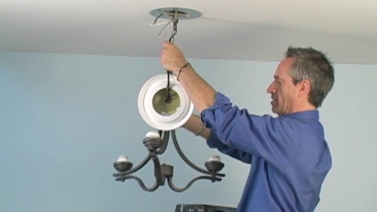 Recessed Light Converter Chandelier How To Install You