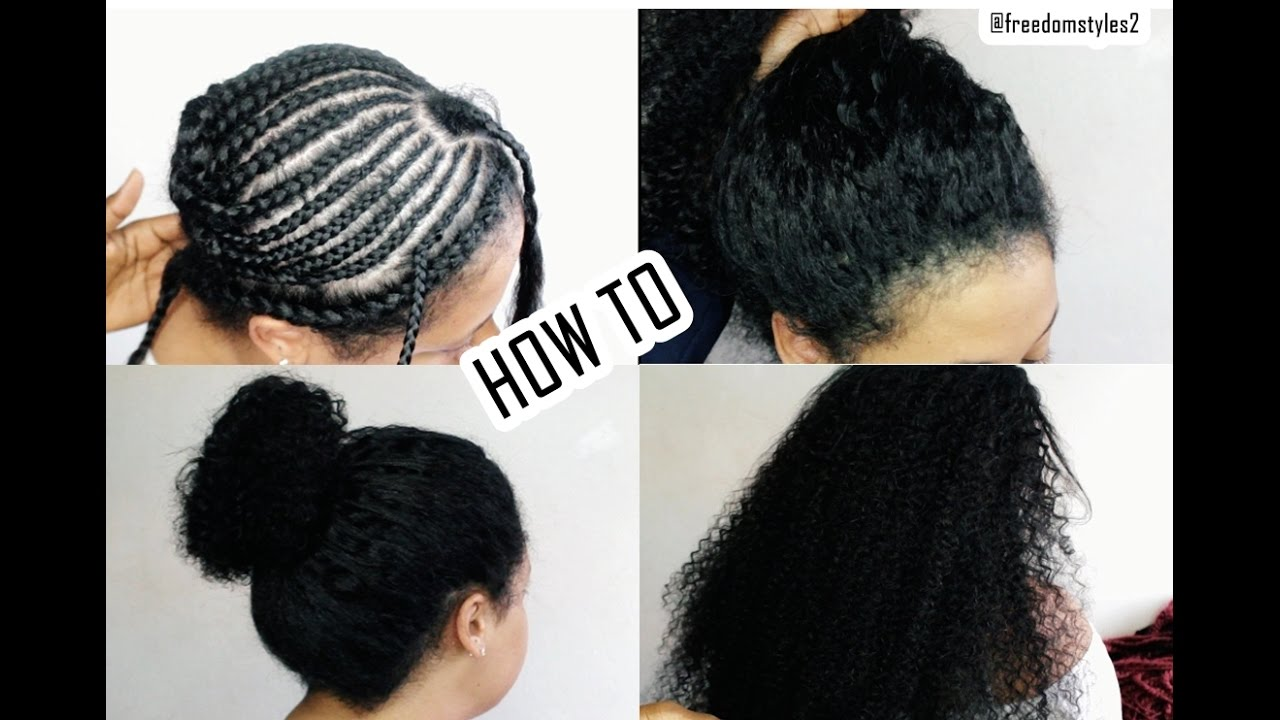 How To Make Your Sew In Look Natural