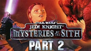 Star Wars Jedi Knight: Mysteries Of The Sith - Let