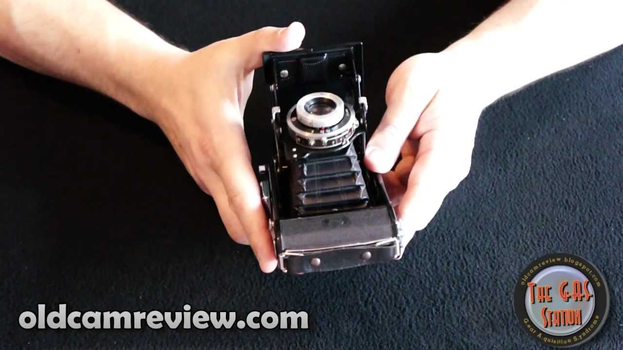 A review of the Zeiss Ikon Nettar Folding Camera!