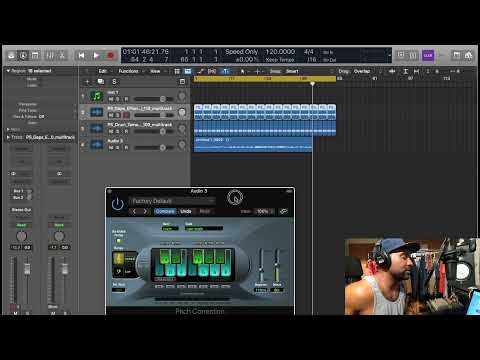 How To Auto Tune Vocals In Logic Pro X With Stock Plugins, Logic Pro Pitch Correction