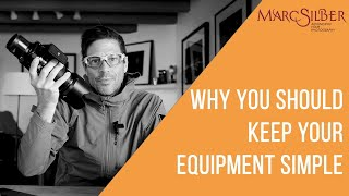 Why You Should Keep Your Equipment Simple feat. Documentary Photographer Daniel Milnor #shorts