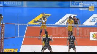 Italian volleyball Cup final 2016-Highlights