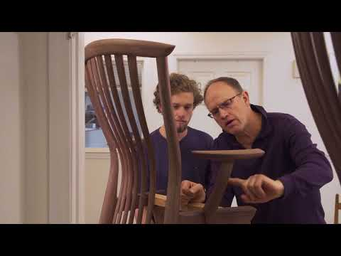 Asheville, NC - Handcrafted Furniture By Brian Boggs