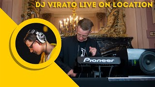Chateau Marquette | DJ LIVE On Location #2 - DJ Virato