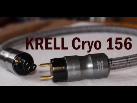 Кабели питания Krell CRYO-156