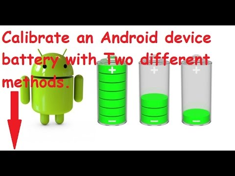 Battery Calibration Android No Root!! (Increase Battery Life)