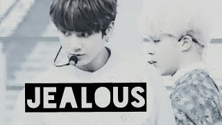 ♥Jungkook being jealous through the Years [2013-2017]♥