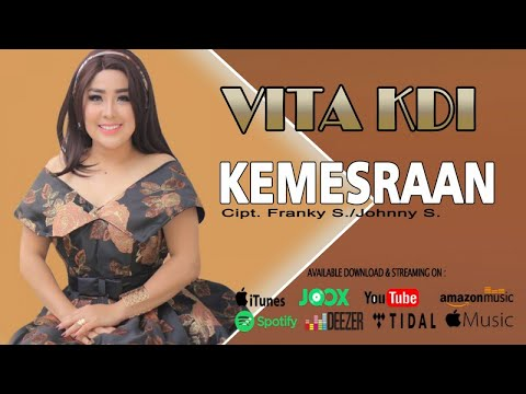 Vita KDI - KEMESRAAN ( Official Audio )