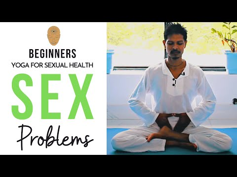 How to Increase S*x Power | Yoga for Sexual Energy | YOGA WITH AMIT