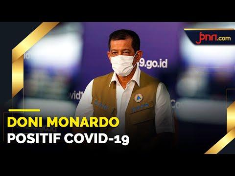 Di sini Kemungkinan Doni Monardo Tertulari Covid-19