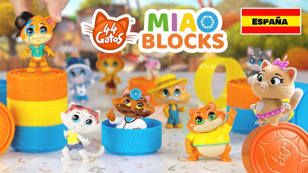 44 Gatos   España   Miao Blocks