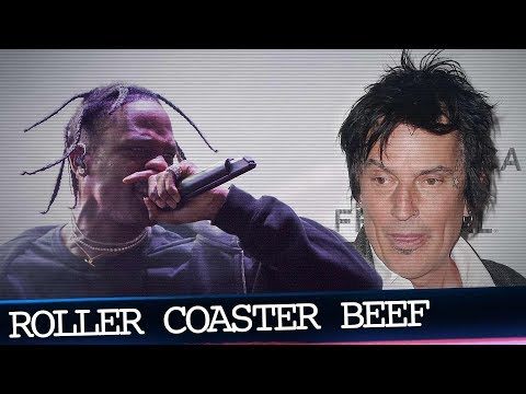 Tommy Lee Calls Travis Scott an 'Idiot' for Allegedly Ripping Off Stage Designs Mp3