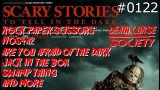 DCS #122 | Scary Stories, Rock Paper Scissors, NOS4A2, Swamp Thing and More