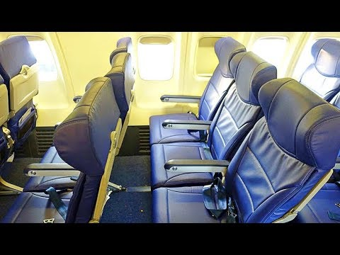 Southwest Boeing 737-700 Review | Portland - San Francisco & Seattle - Oakland | Economy Week