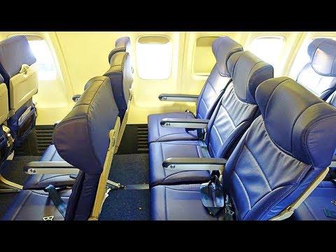 Southwest Boeing 737 700 Review Portland San Francisco Seattle Oakland Economy Week