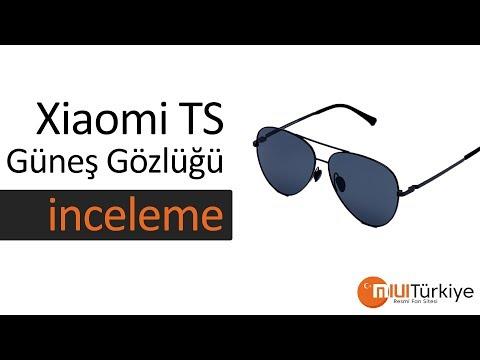 Xiaomi TS Güneş Gözlüğü İncelemesi