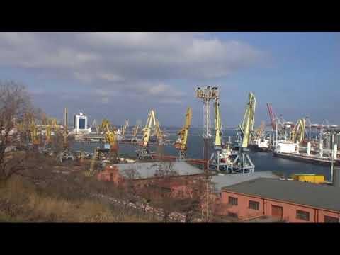 Sounds of Odessa sea port 01