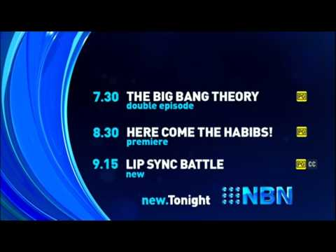 NBN Television - 7pm Lineup (9.2.2016)