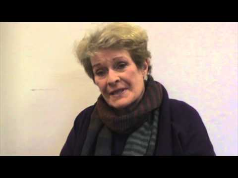 Janet Suzman Discussing Solomon And Marion