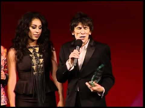Absolute Radio's Ronnie Wood wins Specialist Programme of the Year 2012
