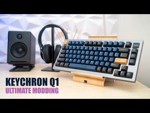 Download Keychron Q1 Ultimate Modding Tutorial - Get the MOST out of your Q1