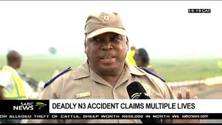 Download N3 Road Accident 6 January 2019 MP3, MKV, MP4