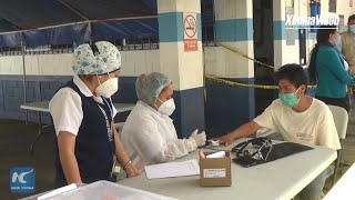 Shelter in Guatemala cares for deportees possibly infected with COVID 19