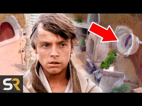 10 Star Wars Movie Mistakes You Missed