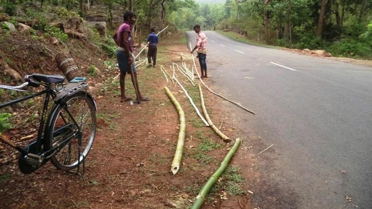 Bus Stand Making (Odisha)