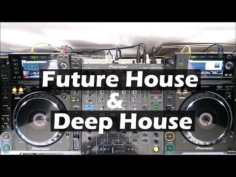 Future/Deep House Mix - DJ Twinz - Pioneer CDJ 2000/DJM 800