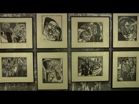 'Degenerate Art' exhibit explores Nazi assault on modern art